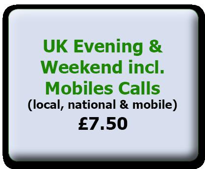 E&W mobile calls